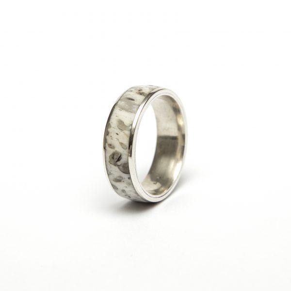 Kudu Horn Ring